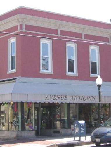 Avenue Cafe Towson Menu