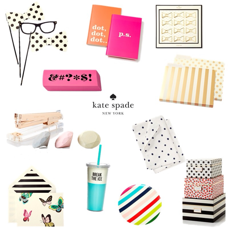 kate spade new york home decor accessories gifts for